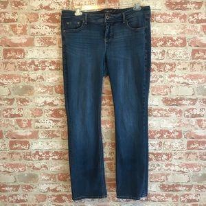Torrid Premium Barely Boot Denim Jeans